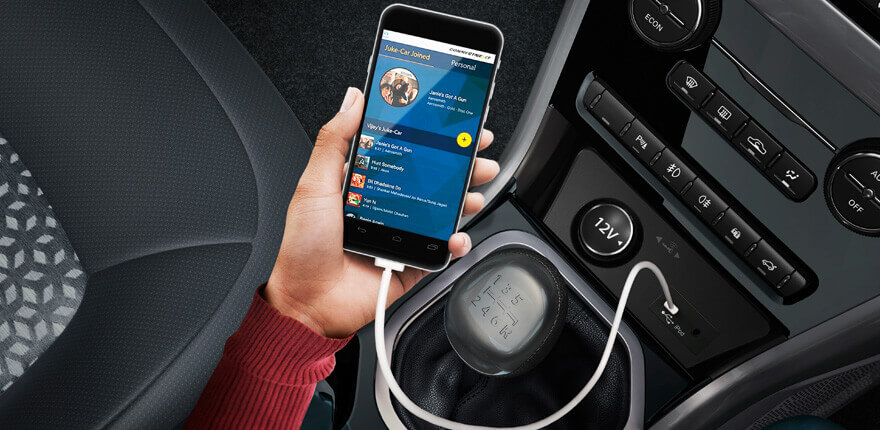 The Nexon is compatible with Tata's latest ConnectNext suite of apps.