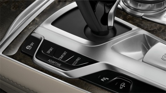 Adaptive Mode is an intelligent and interactive function in Driving Experience Control.