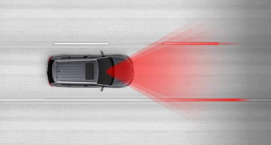 Lane Departure Safety