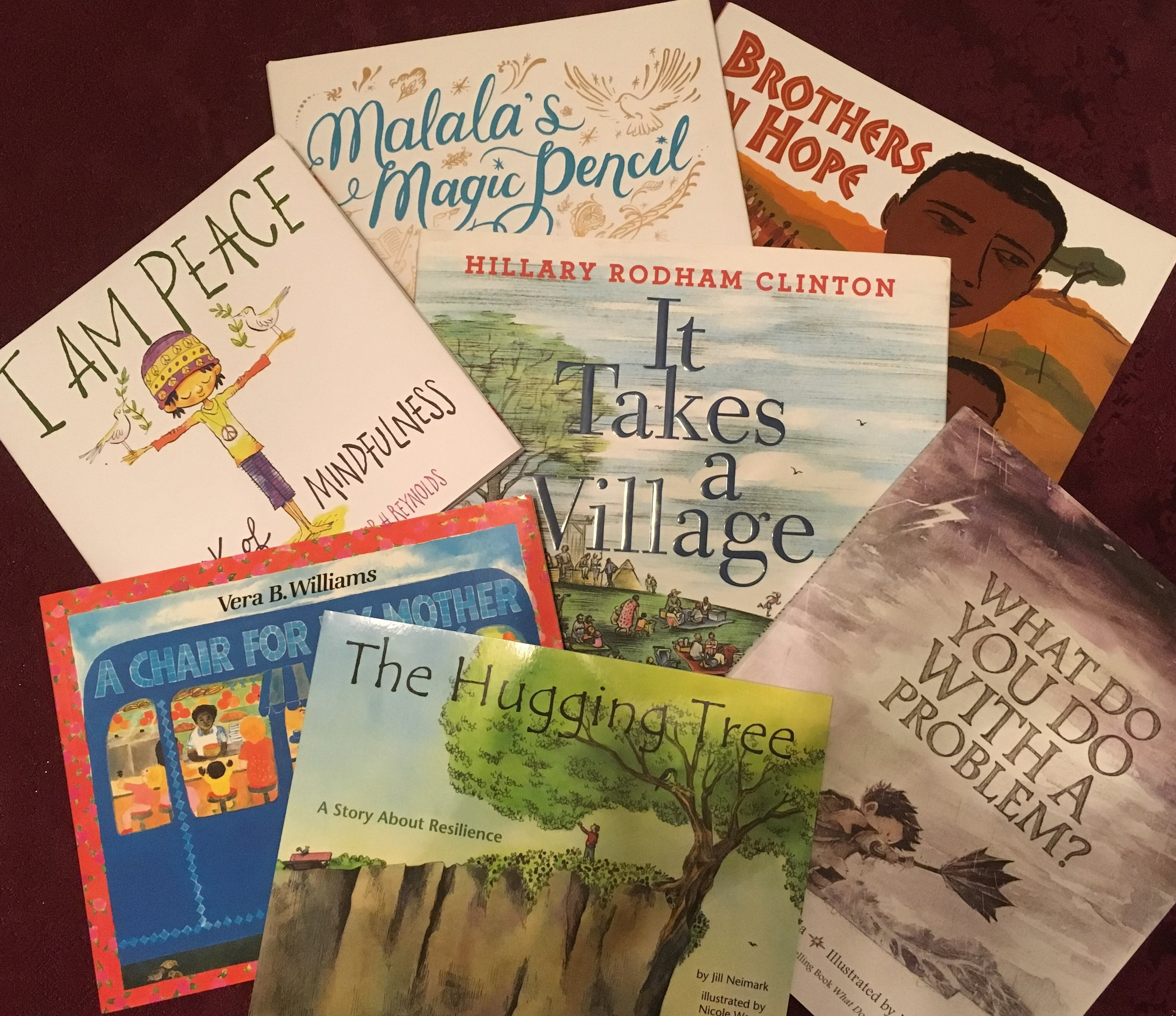 Why Picture Books? - Picture books are powerful and they are full of endless teaching and learning possibilities. Let's look at the metaphor