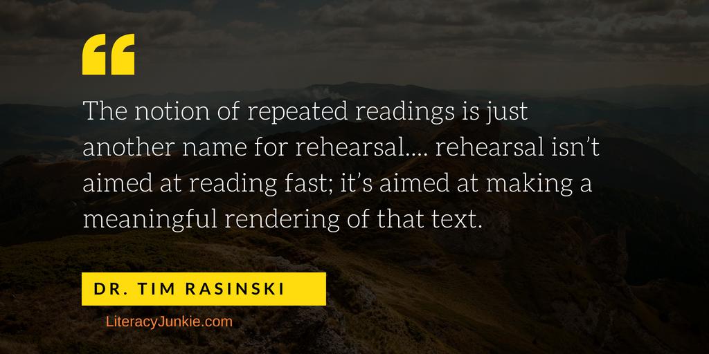 Tim Rasinski Repeatedreading are rehearsals.png