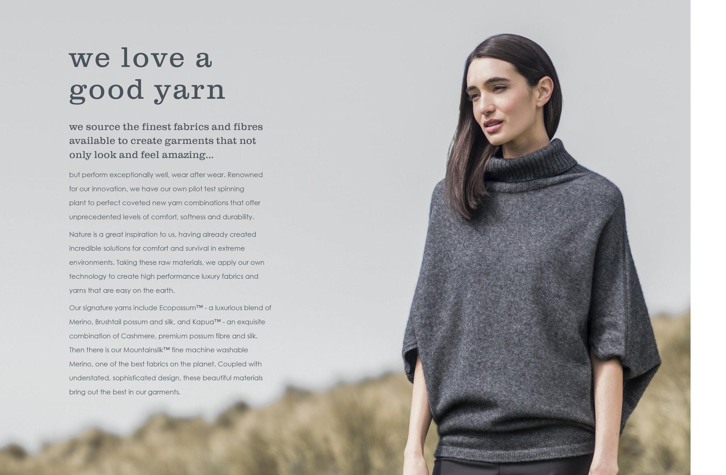 Yarn Story.