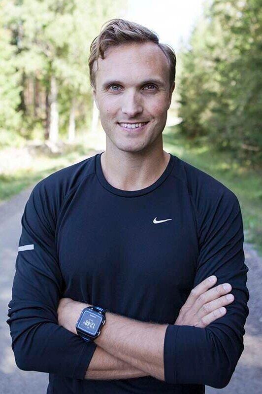 Erik Nordlund - Leg. Fysioterapeut