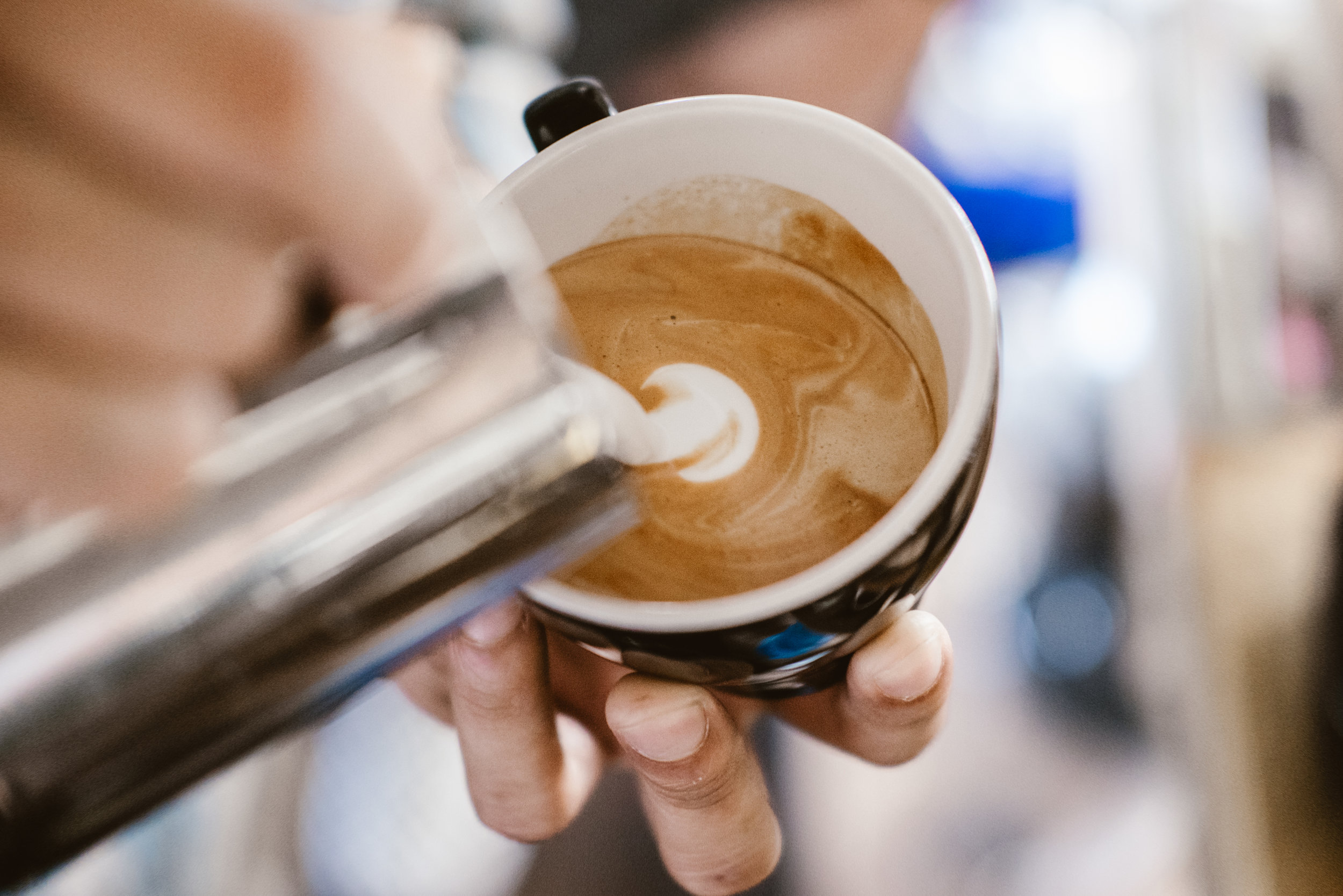 Espresso fundamentals & milk steaming workshop - For home baristas and avid espresso based coffee drinkers. This workshop is for anyone wanting to learn the basics of using an espresso machine.Time: Thursdays, 2:00pm -5:00pmDuration: 3 HoursClass Size: 1-4 participantsFee: 5000php | personThis workshop focuses on the skills and knowledge needed to pull a proper espresso shot and milk steaming which is the fundamental foundation needed to prepare a variety of coffee beverages.What We Learn:· Ideal extraction and techniques· Setting up and maintaining an espresso machine· Steaming and pouring milk· Tasting and evaluation