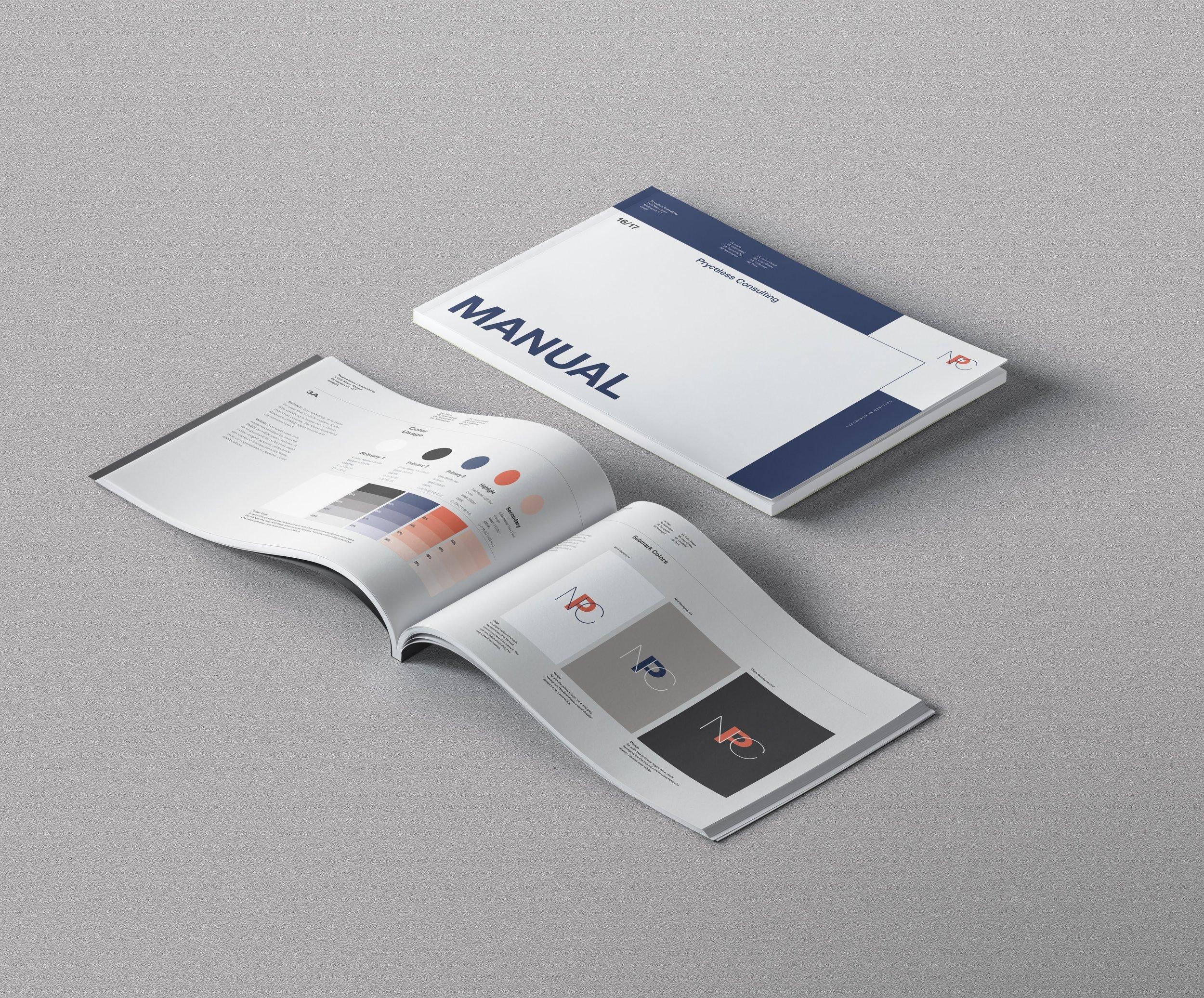 visual identity design