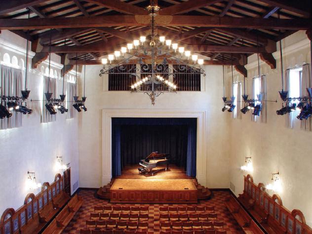 - Balch Auditorium, Claremont, California