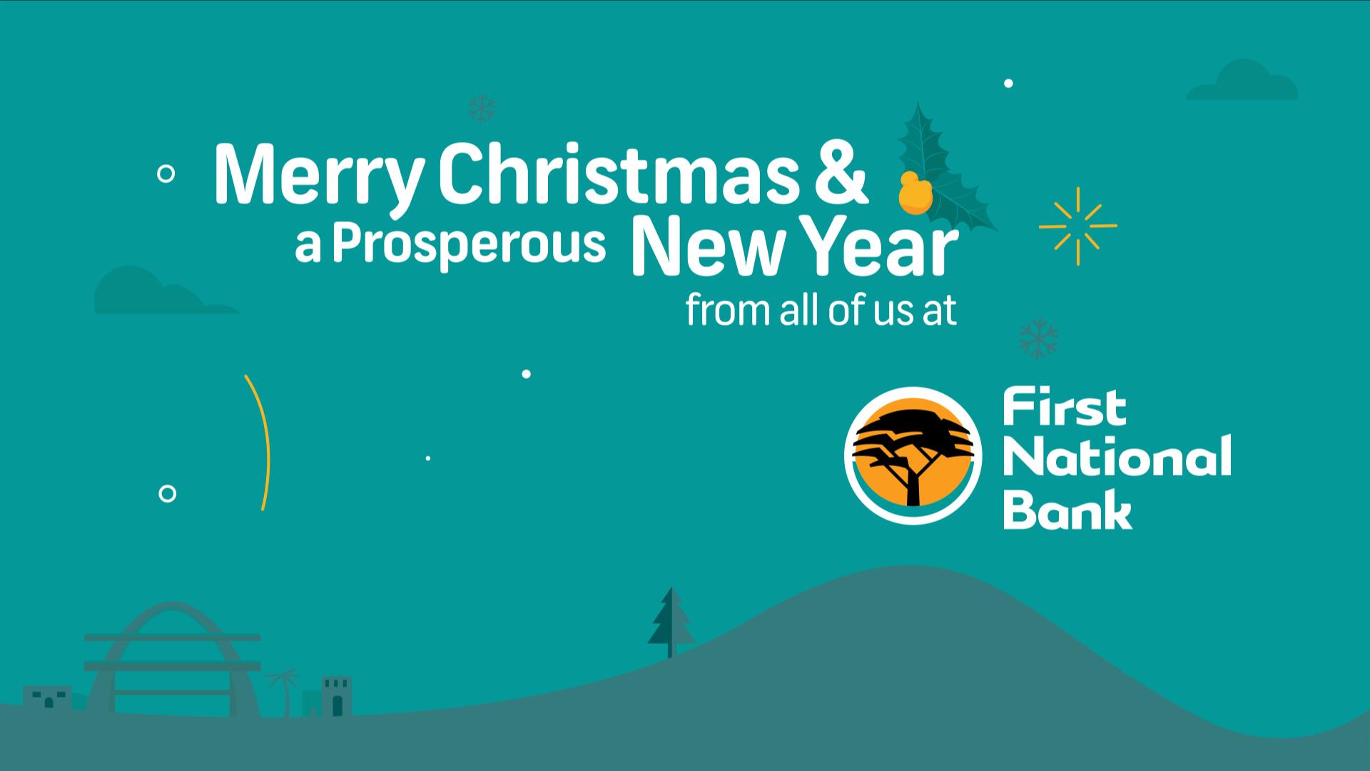 FIRST NATIONAL BANK '17 cHRISTMAS | Animation