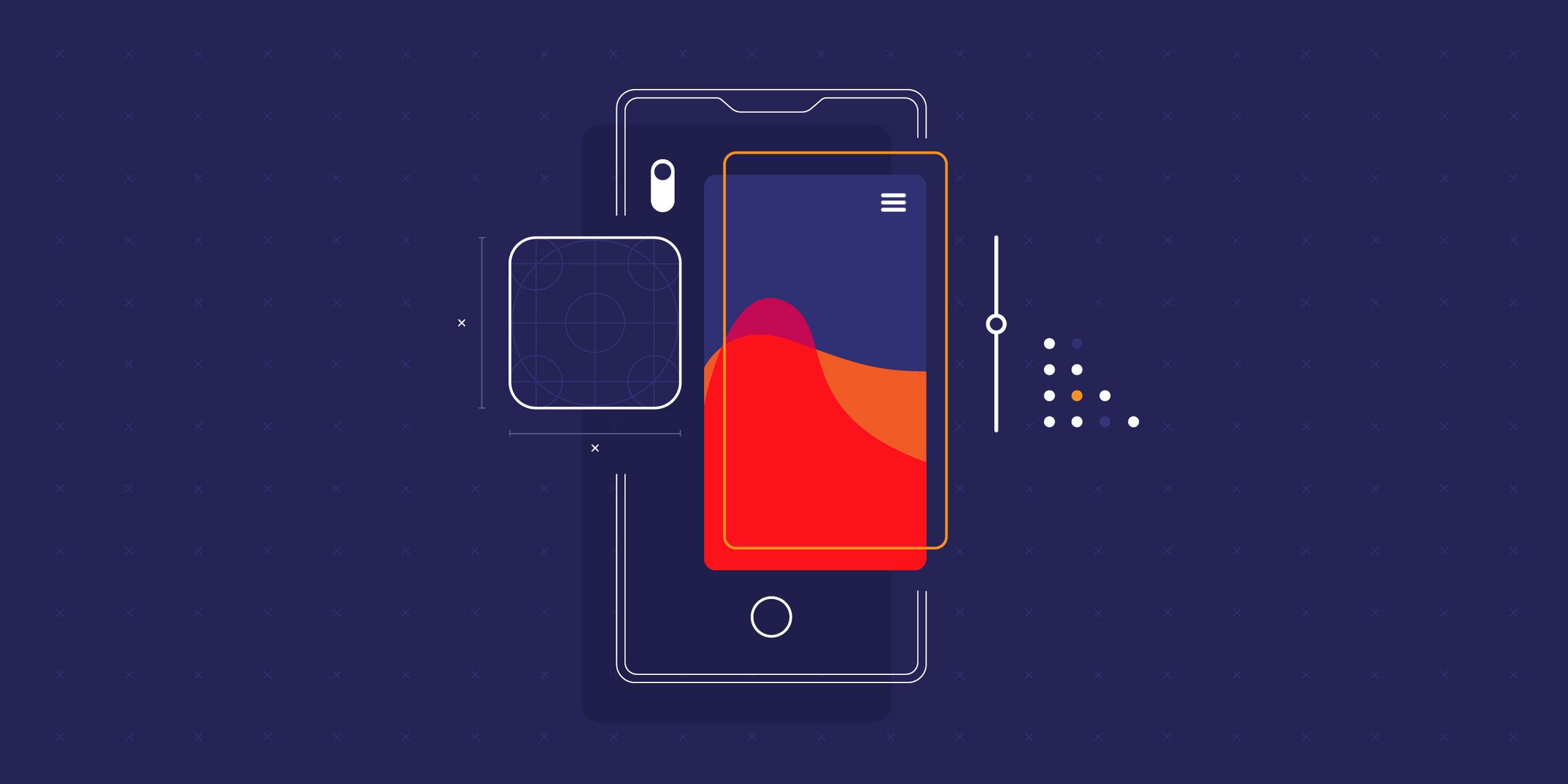 App Design (ui/ux)