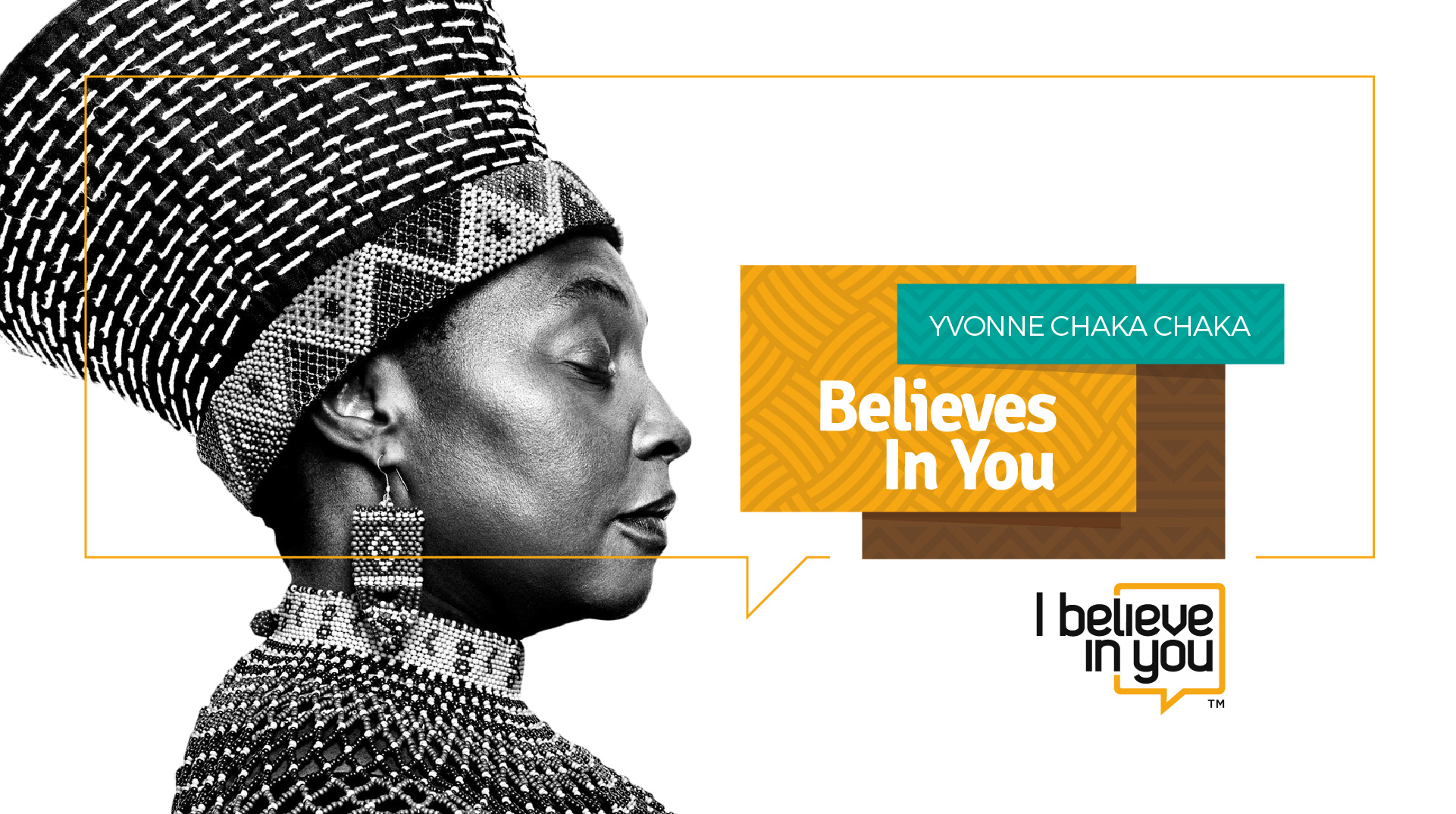 I bELIEVE IN YOU | Visual Identity
