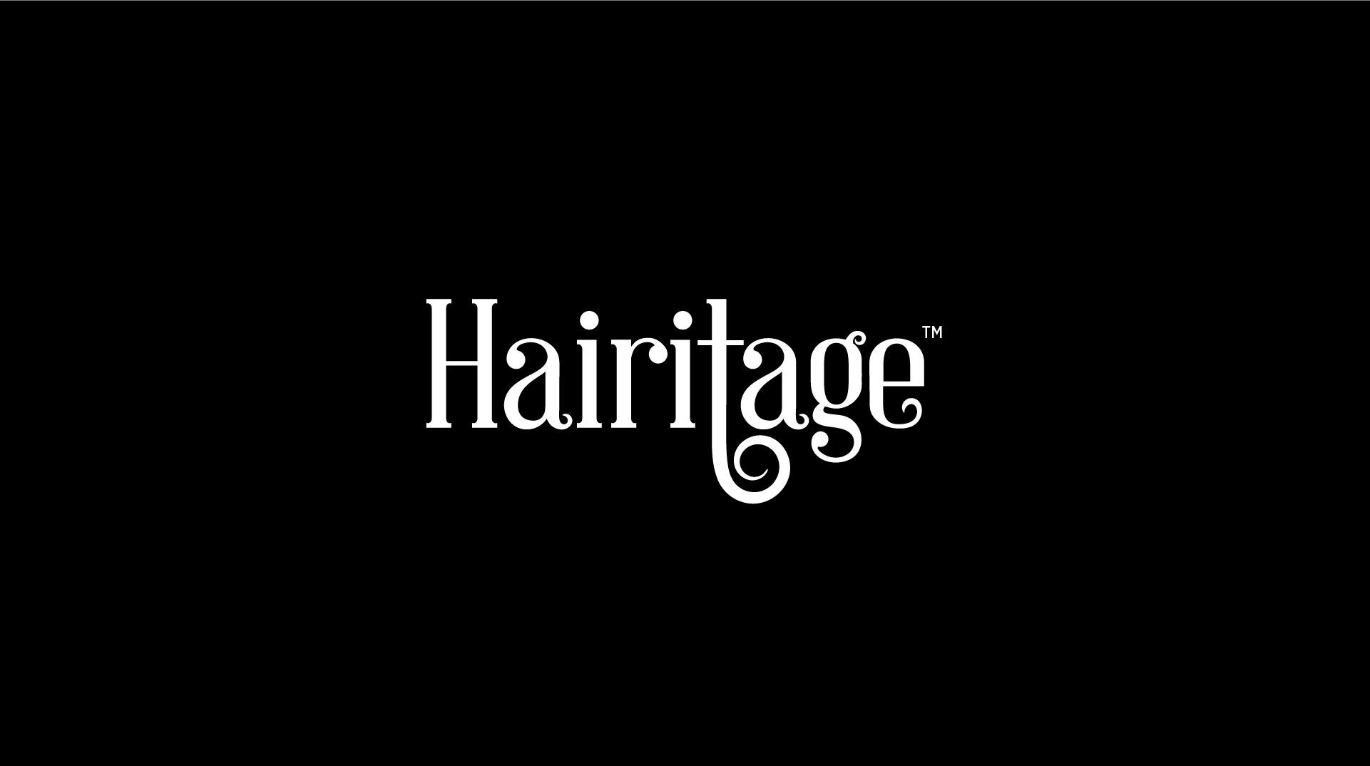 HAIRITAGE | Visual Identity