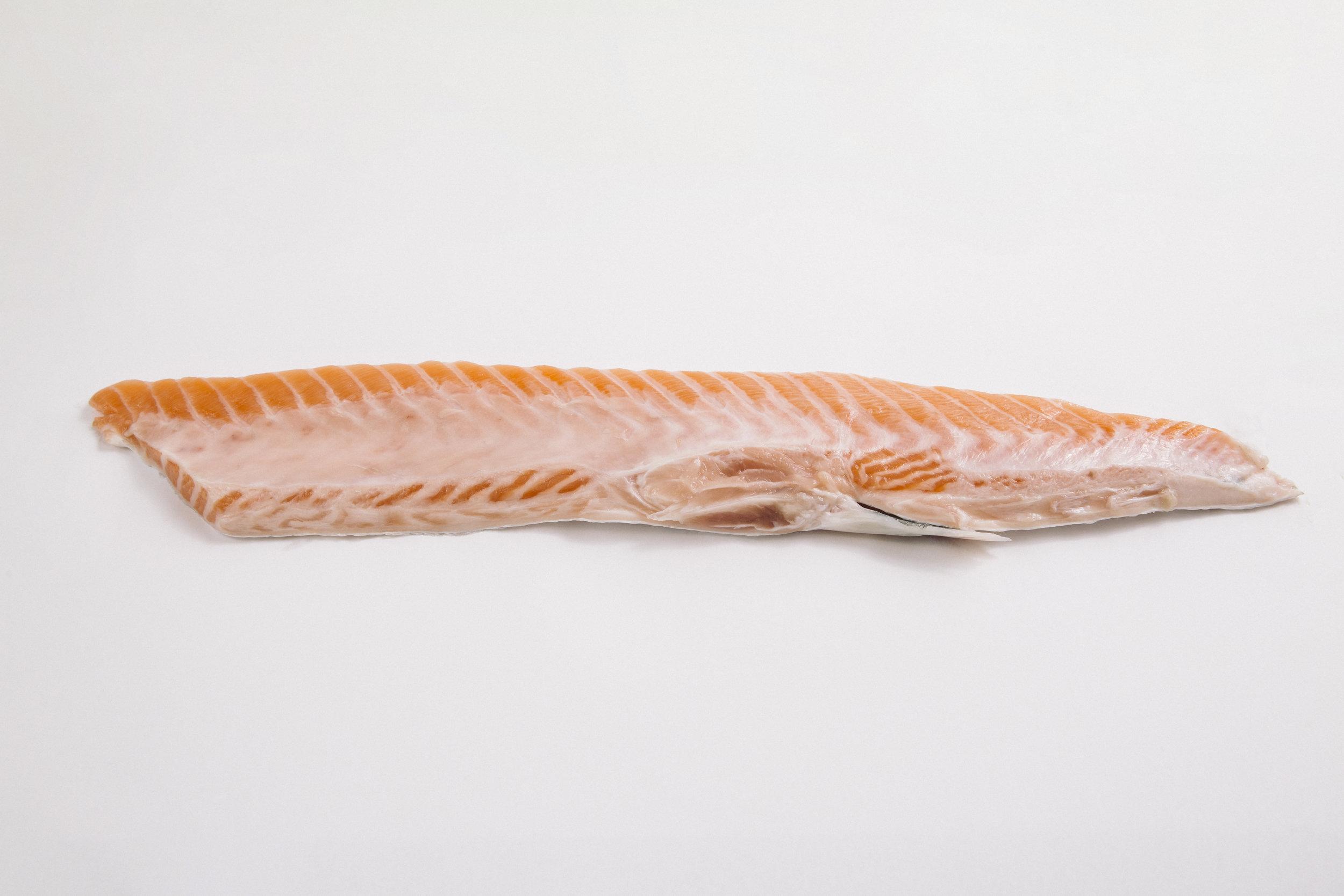 Belly flap  3 - 5cm, bulk pack 15kg