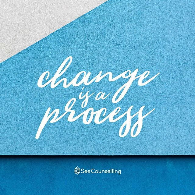 Change is a process ✌️ Not an event. How do you become that person you want to be?  - Sometimes change can bring about a sense of uncertainty and in the unknown it holds, cause us to loose our sense of security. Change can be as difficult a process as we make it. If we whole heartedly embrace change, every change can be seen as a move in the right direction of where you want to be.  - Sometimes change can mean grieving what once was, perhaps you lost a friendship, a job, moved country. These changes can be less easy to manage.  - Our lower brain centres are responsible for our fight or flight responses to threats, but this can become hypersensitive over time reducing our ability to experience day to day changes in a present and normal way.  - Holding a mindset open to growth, with an attitude that embraces challenges will positively impact our brain chemistry to help you push through your limits, strengthen beneficial Bruton connections and create entirely new ones to help you become more responsive and resilient in the future. 👏🏻✅🙋🏽♀️ . . #perthgram #perth #design #blog #blogger #blogging #perthblog #perthblogger #business #smallbusiness #health #healthpsychology #counselling #medical #happy #change #process #selflove #perthpop #designlife #positivevibes #positiveaffirmations #positivethinking #perthhappenings #foodie #perthisok #graphic #media