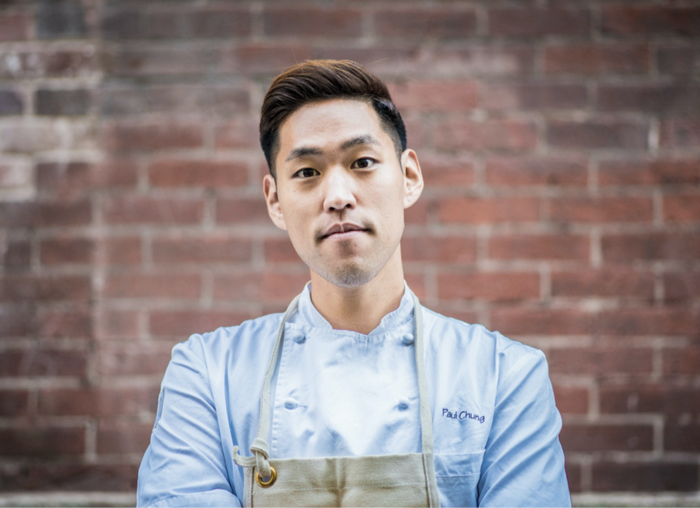 Paul Chung Saison Hospitality Director of Culinary Logistics