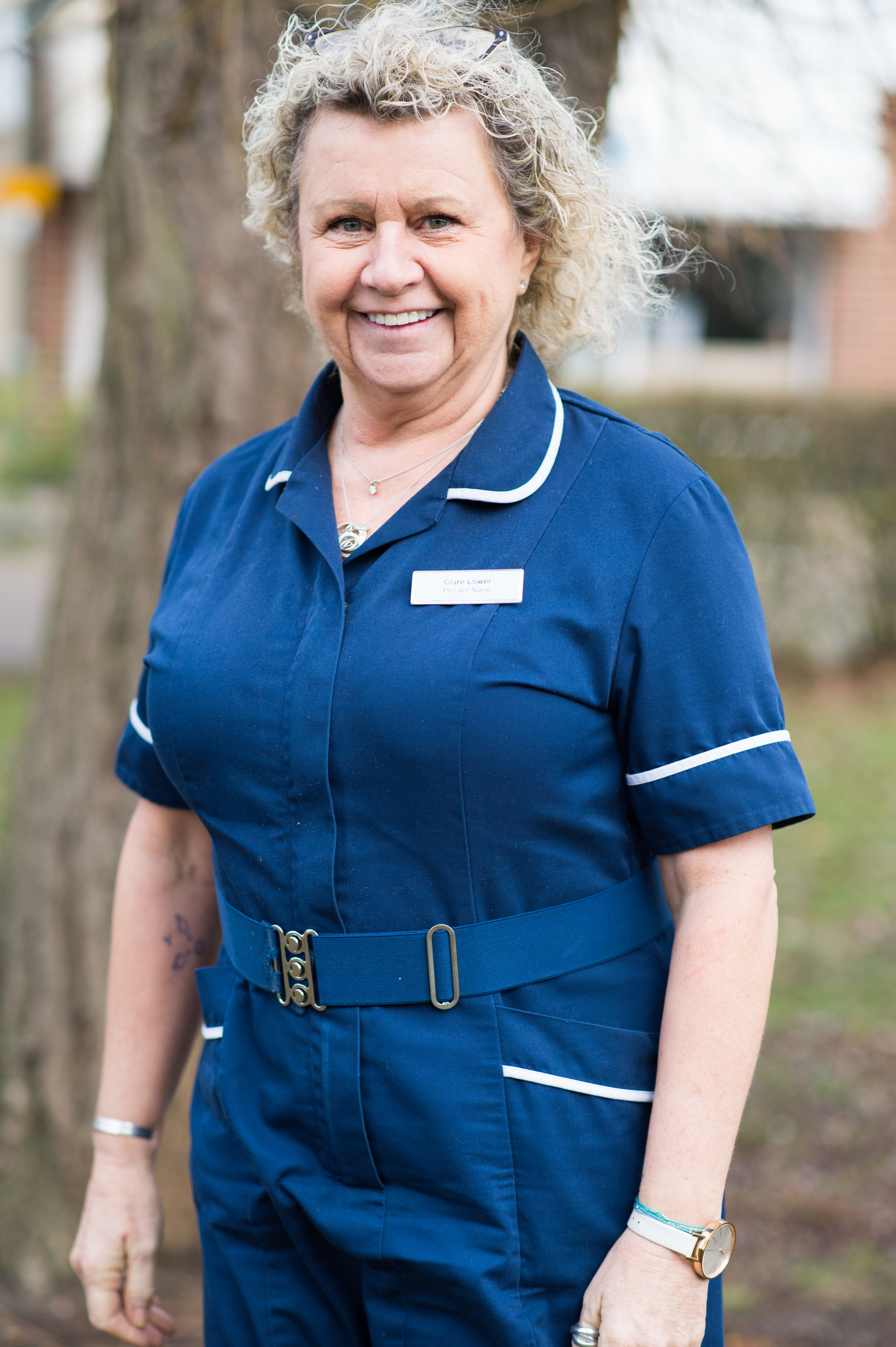 Clare Lower    Clare qualified in 1980 from Charing Cross Hospital, specialised in orthopaedics, intensive care, cardiac nursing and infertility. After completing her family Clare returned to nursing in 2002 and specialised in Practice nursing where she has been working ever since.  Clare has a particular interest in Travel Health, asthma and COPD, women's health and baby immunisations.