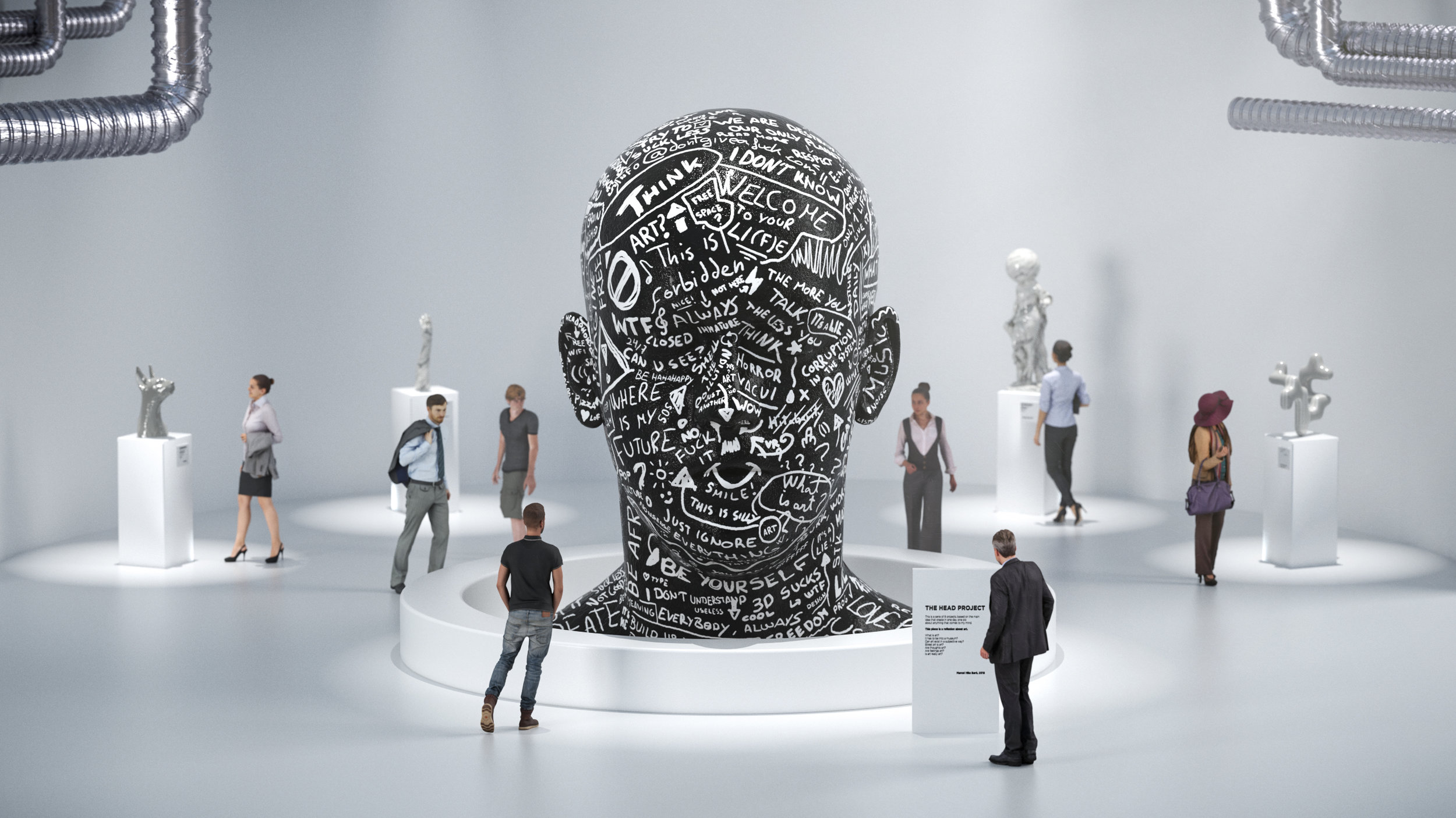 The Head Project - Hitabarity 3D