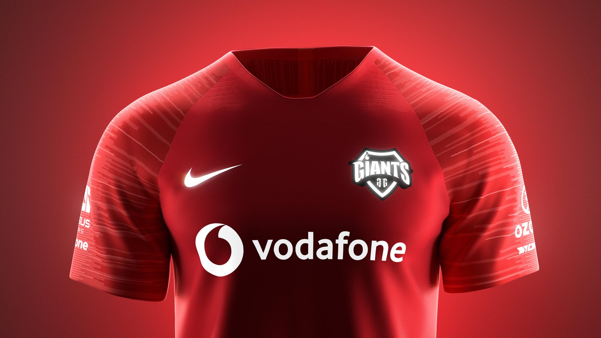 Muy enojado Consciente Llorar  Hitabarity 3D - Freelance 3D Designer — Nike X Giants