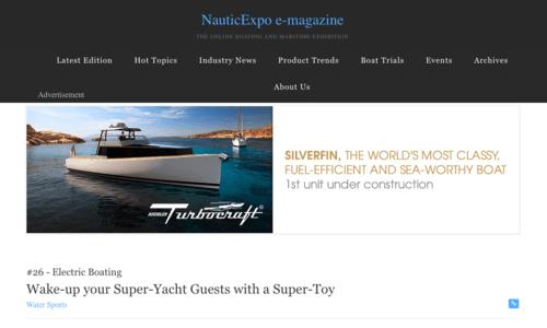 Nautic Expo Awake boards