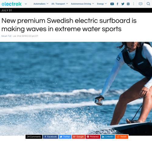 Awake RÄVIK vs Electrek