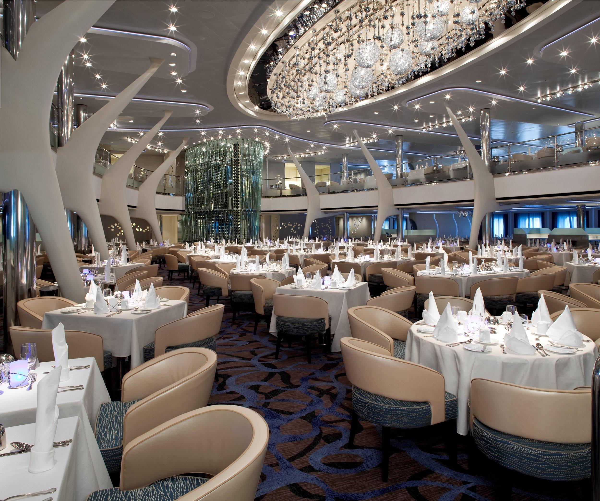 RESTAURANT/MAHLZEITEN   Die Speisen werden im Hauptrestaurant eingenommen. Alternativ gibt es das Buffet Oceanview Cafe bzw. Spezialitätenrestaurants (gegen Gebühr).
