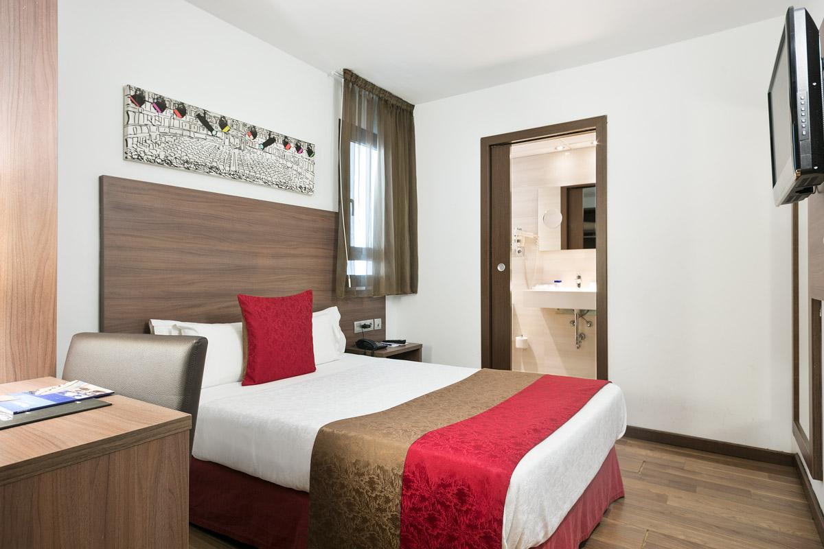 Hotel Autohogar Doppelzimmer.jpg