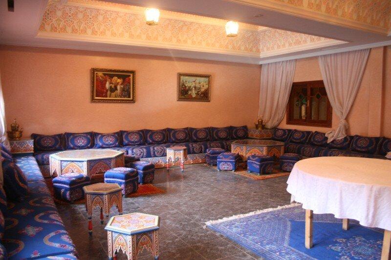 Hotel Farah Al Janoub Quarzazate salon_marocain.JPG