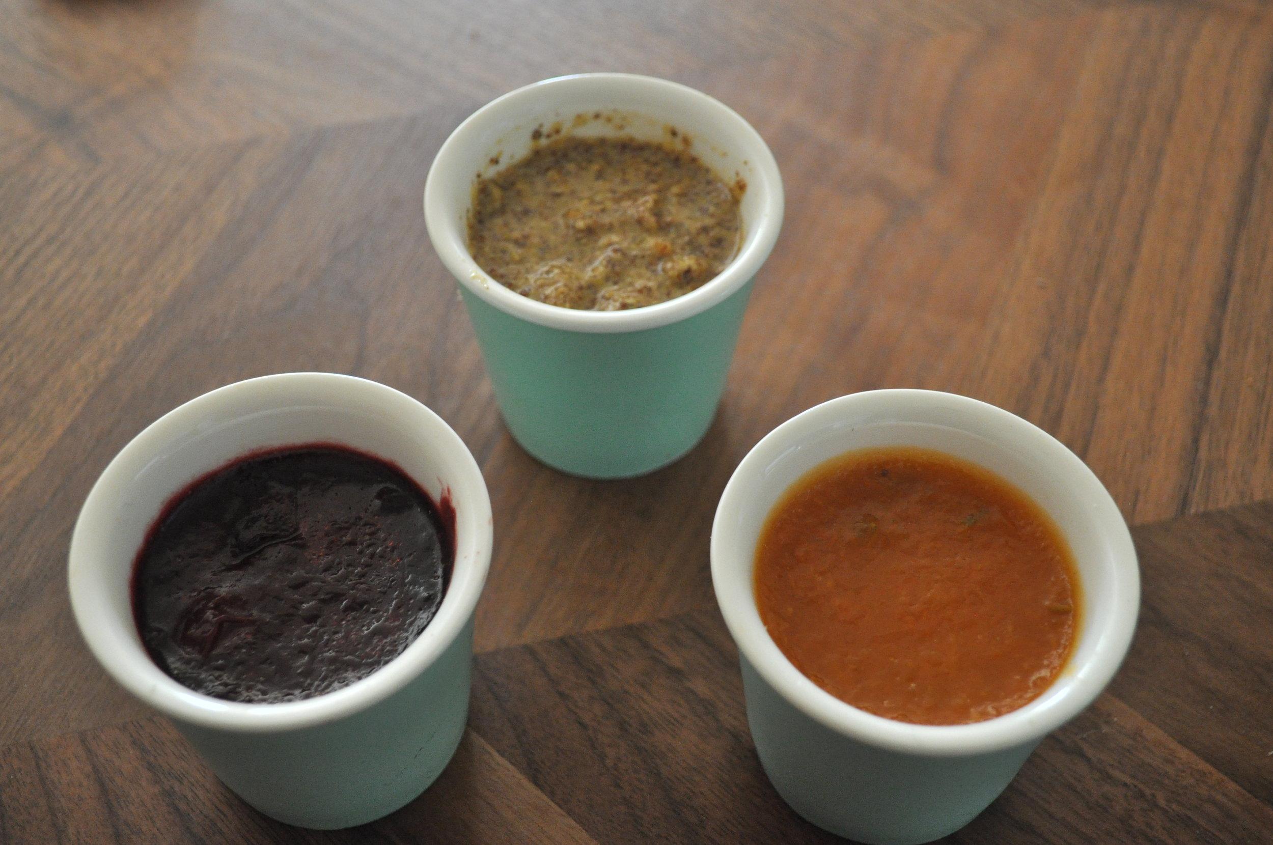 Süß… Pikant… Scharf… - Von Marmelade über Aufstrich zu Senf