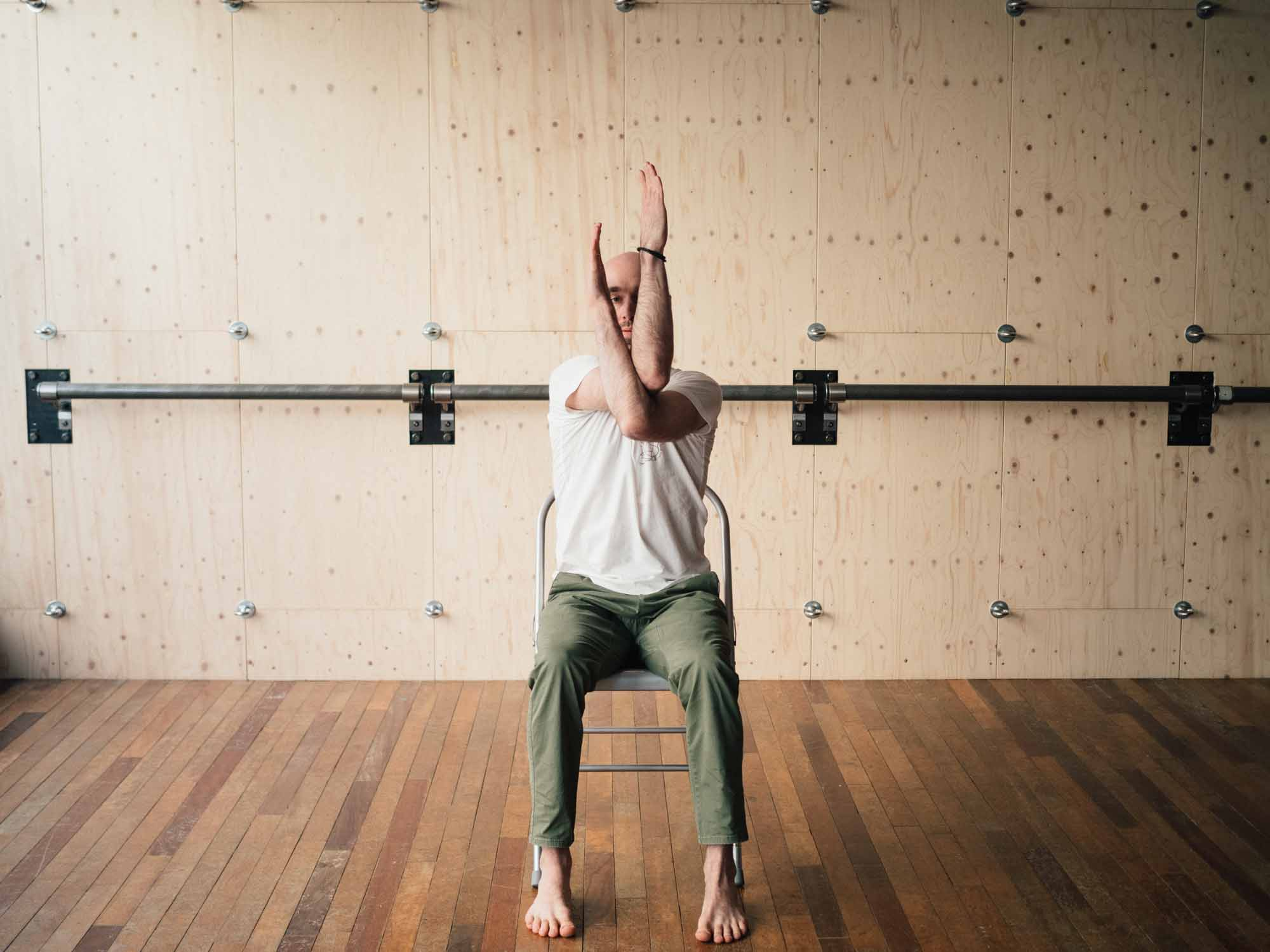 Shoulder Mobility Sequence - A simple sequence to keep your shoulders happy and healthy for yoga practice…and for life!CLICK THE IMAGE TO GET MOVING