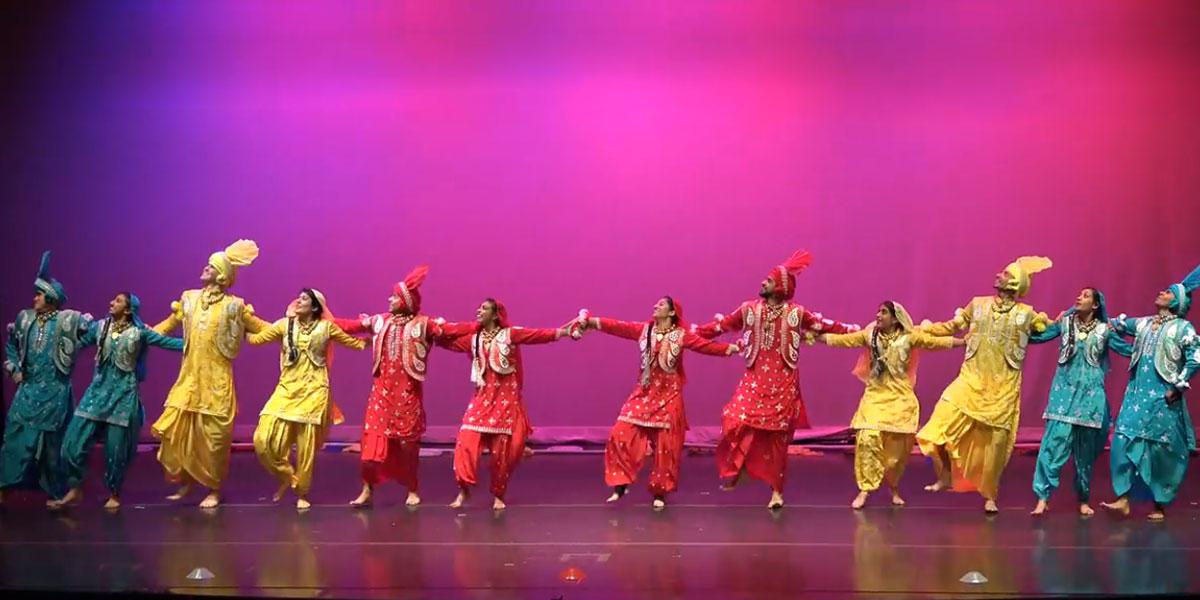 Bhangra Elite - Punjabi culture through traditional folk dance