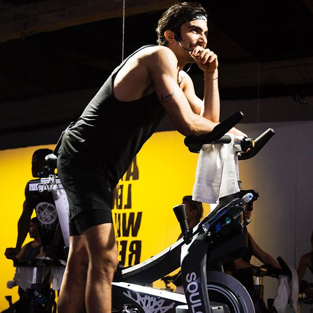 My philosophy in life and in my brand is constant progress. It is that unrelenting faith in your ability to create. It is to LEAD by example. This is my breakthrough, the launch of @aarmy.official.  I hope to see all of you before my last @Soulcycle ride on Aug 16th, and will update you shortly on the details of my next chapter. - @akiniko