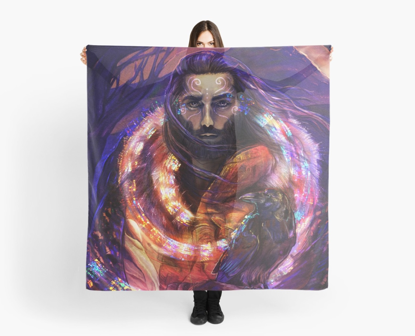 _King_of_the_Fay__Scarves_by_Jezhawk___Redbubble.jpg