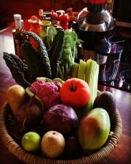 Super foods. Organic when possible and always fressh