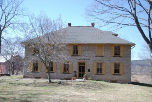 Ulster County Historical SocietyBevier House -