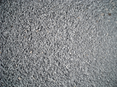 Small Crushed Stone --Blue/Gray color - Ideal for Driveways