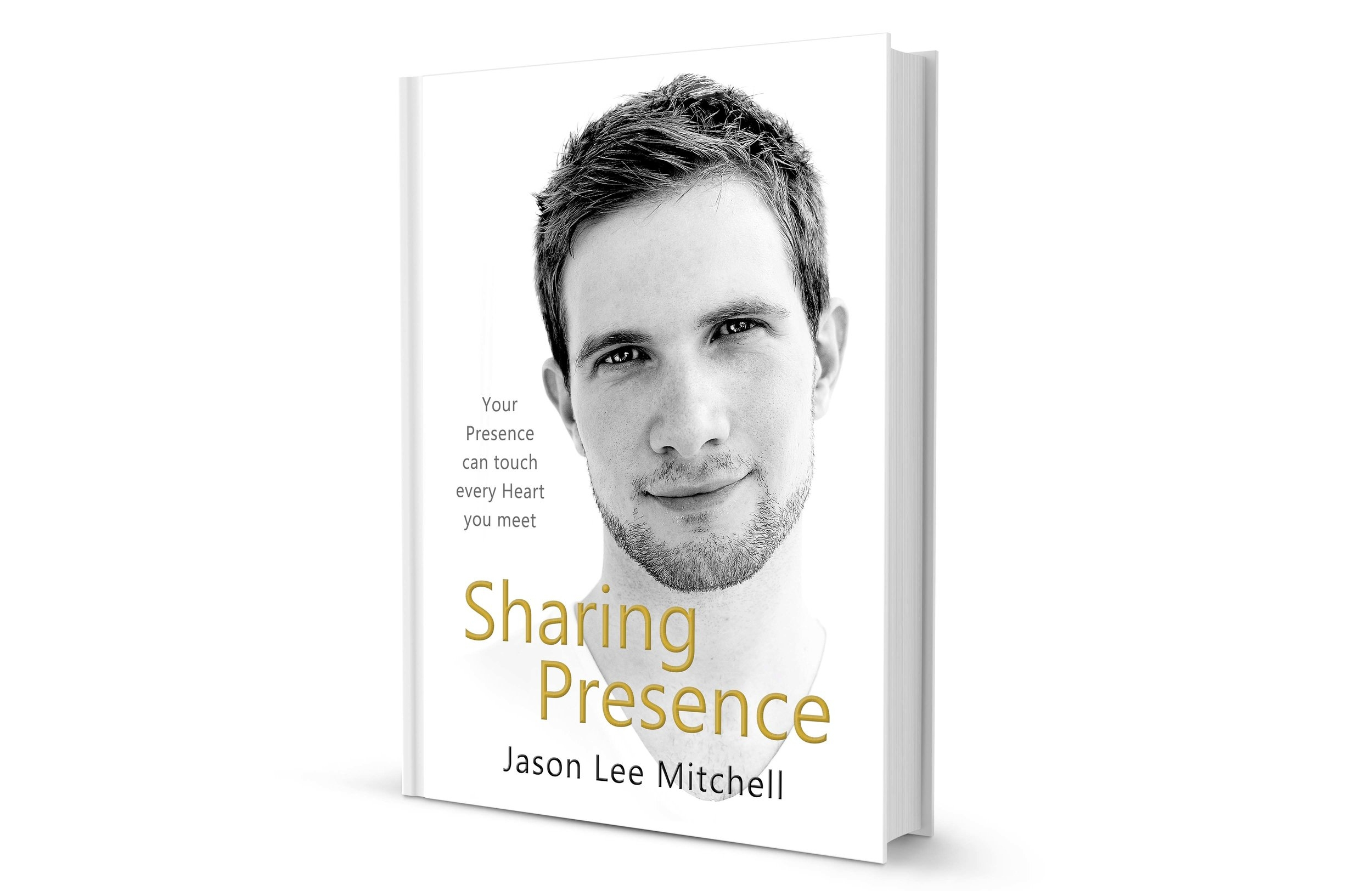 The Book - Jason's Book on Sharing Presence will be coming out Autumn 2018