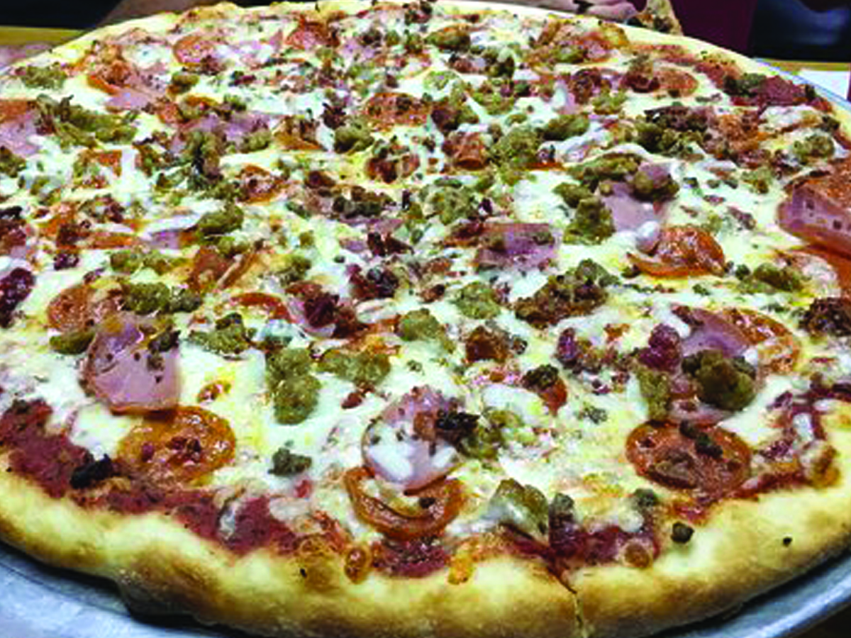 SUGAR HILL PIZZERIA - PIZZA AND CASUAL ITALIAN211 N Herritage St • Kinston, NC 28501(252) 686-8800