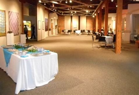 COMMUNITY COUNCIL FOR THE ARTS - EVENT SPACE   ARTS CENTER400 N Queen St • Kinston, NC 28501(252) 527-2517