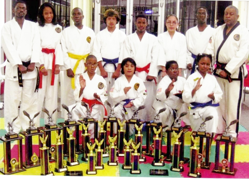 LITTLE UNION ACADEMY - MARTIAL ARTS STUDIO133 N Queen St • Kinston, NC 28501(252) 523-5862