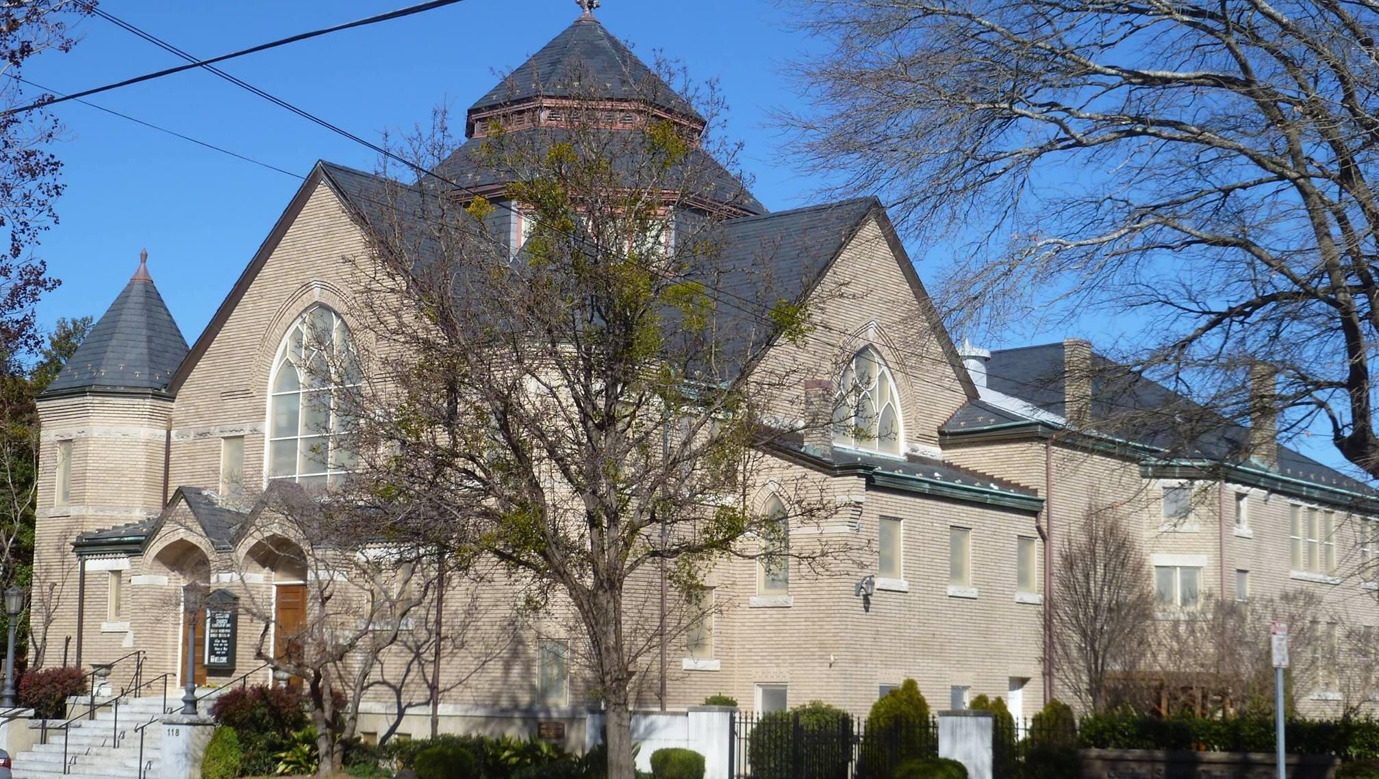 GORDON ST CHRISTIAN CHURCH - 118 E. Gordon St • Kinston, NC 28501(252) 523-4143