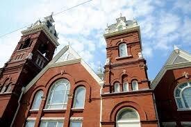 QUEEN ST UNITED METHODIST CHURCH - 500 N Queen St • Kinston, NC 28501(252) 527-2119