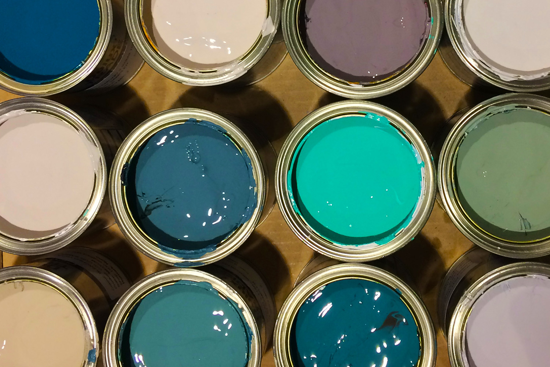 Audrey Whelan Interior Design Colour Scheme
