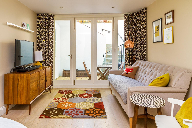 Living Room - Wilberforce Road, London N4