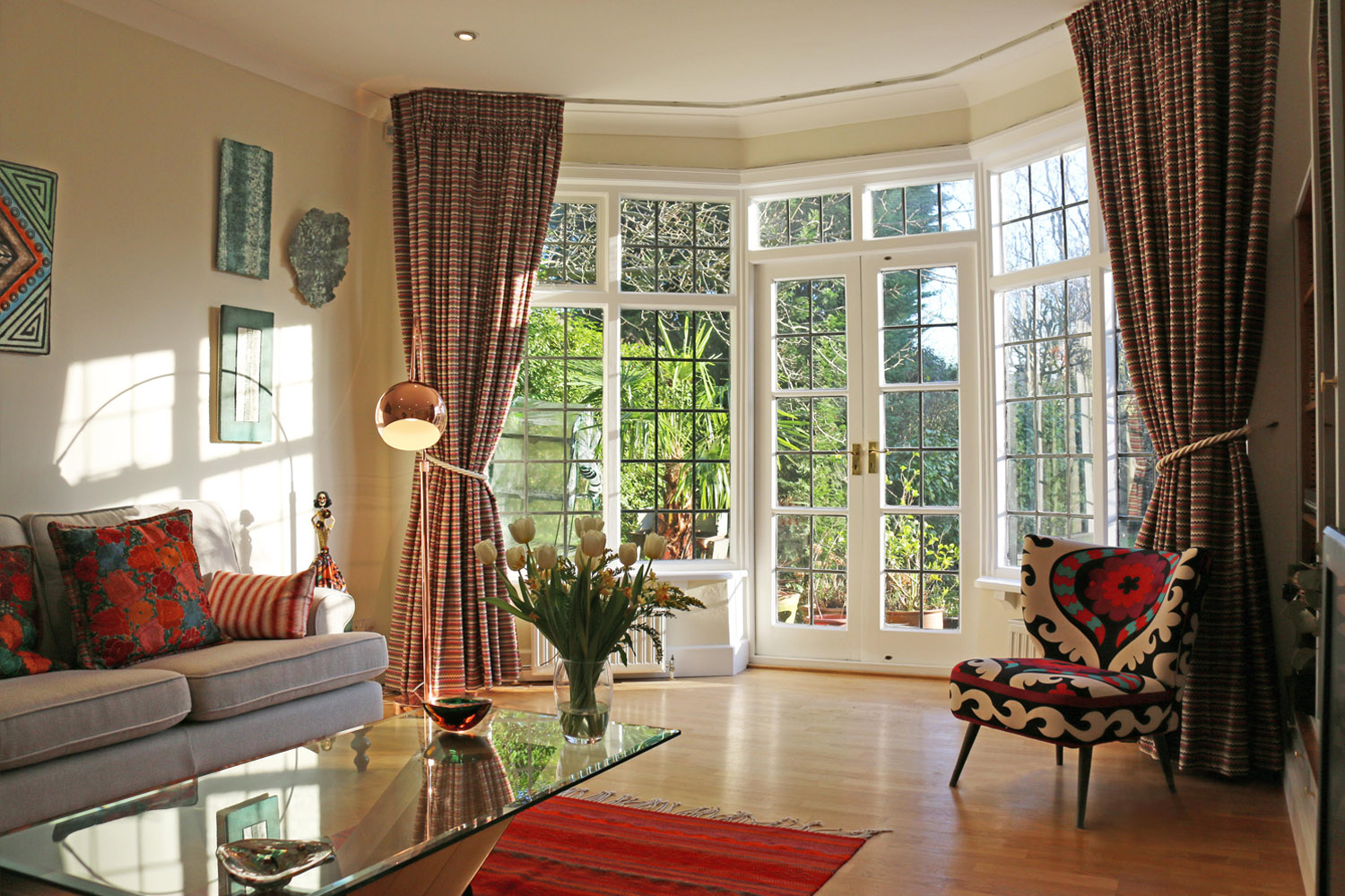 Living Room - Middleway, London NW11