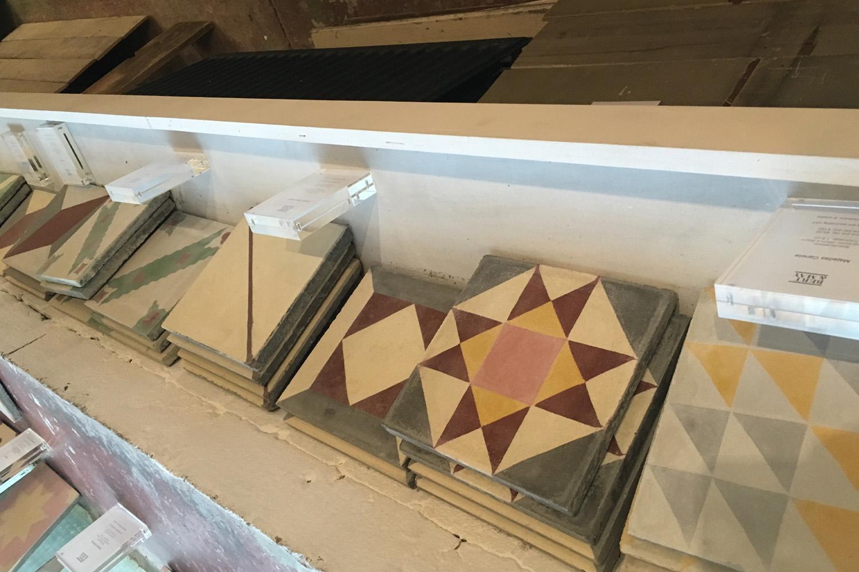 Bert & May Encaustic Tiles