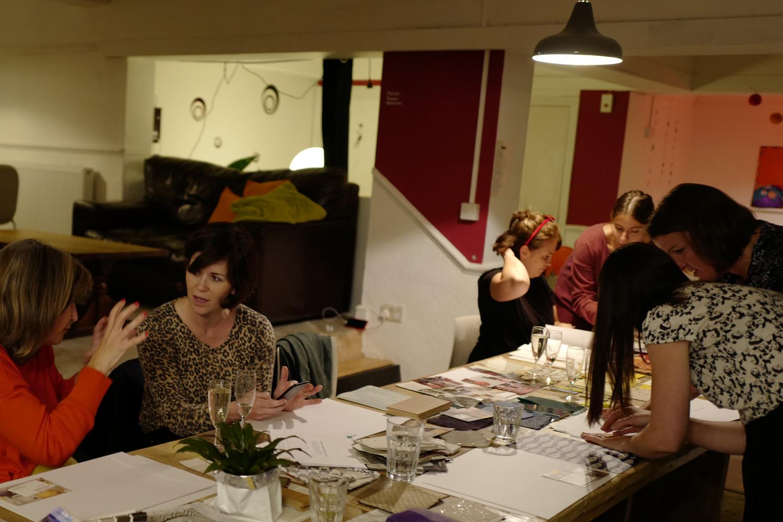 Audrey Whelan Interior Design - Designer's Table Workshops