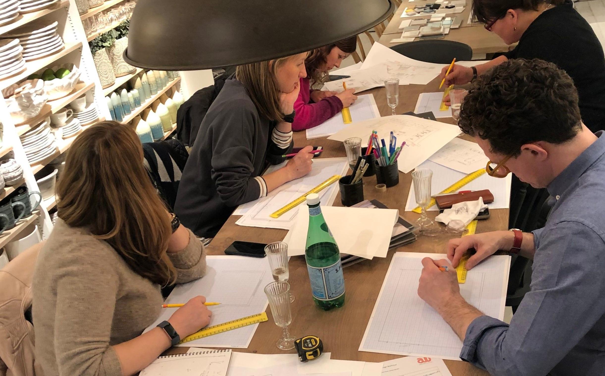 Audrey Whelan Interior Design Workshops