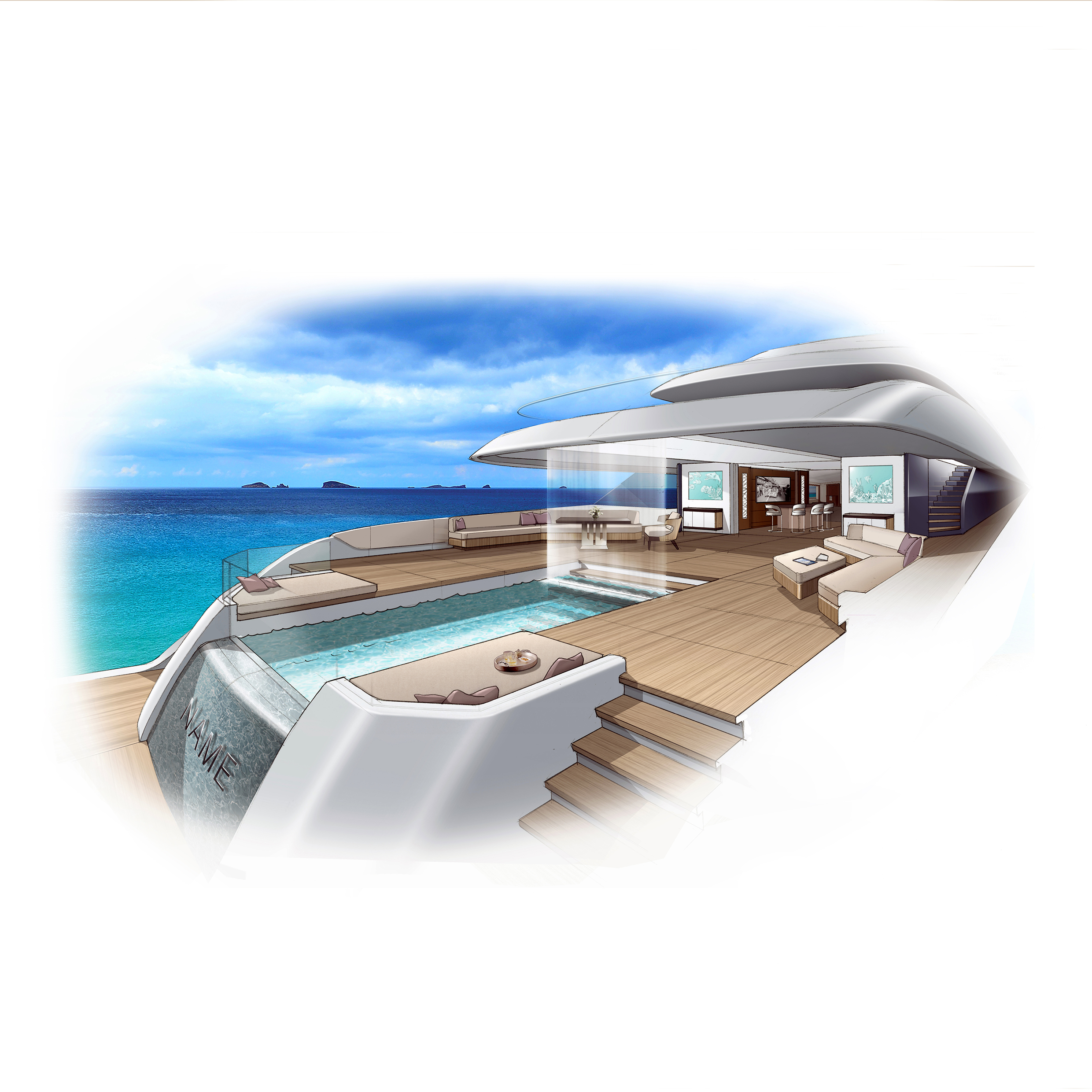 Private Yacht Proposal -