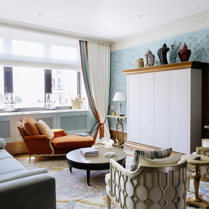 Apartment Chistiye Prudy -