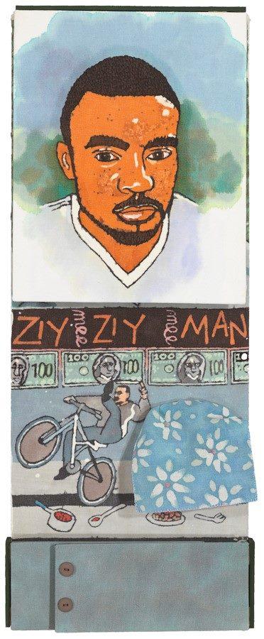 Ziy Ziy Man, Future Leader (Closed) by Laura Madeleine
