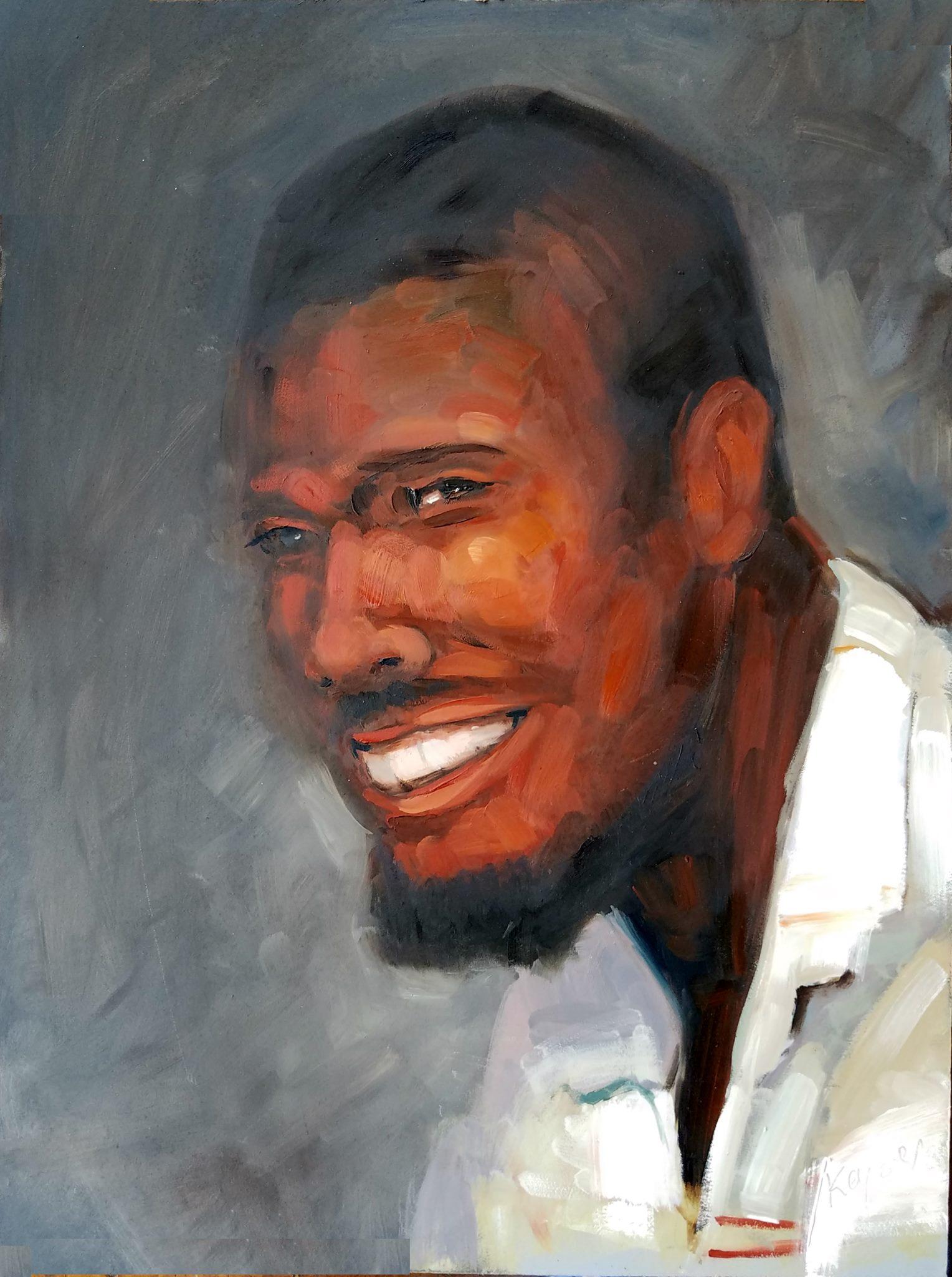 The Kool-Aid Smile by Warren Keyser