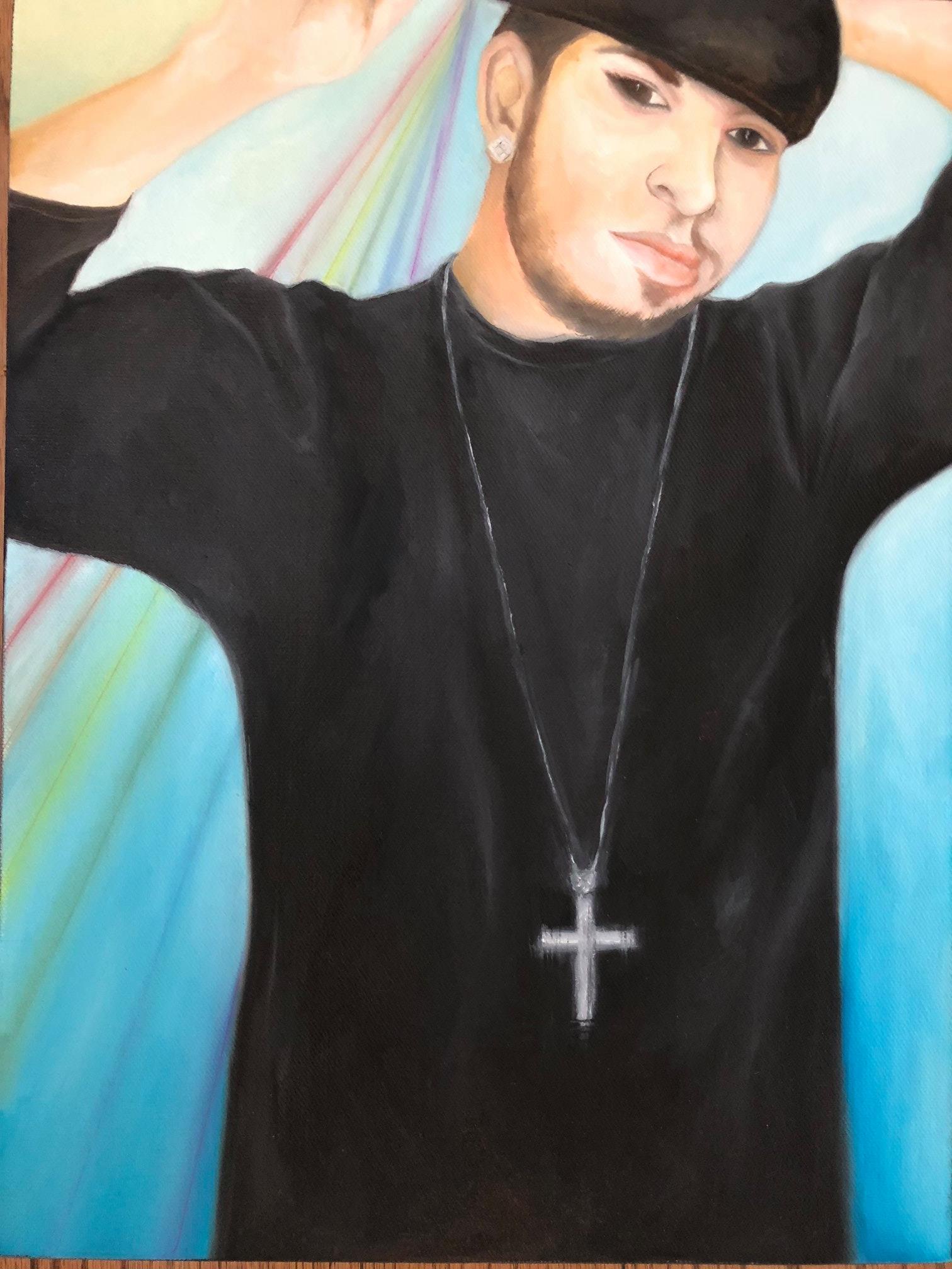 Alexander Martinez by Beth Carson